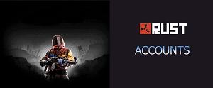 buy rust accounts